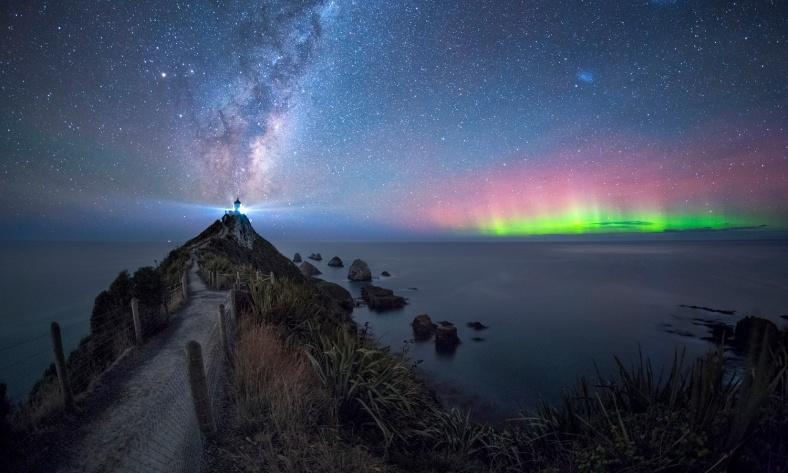 aurora & MilkyWay